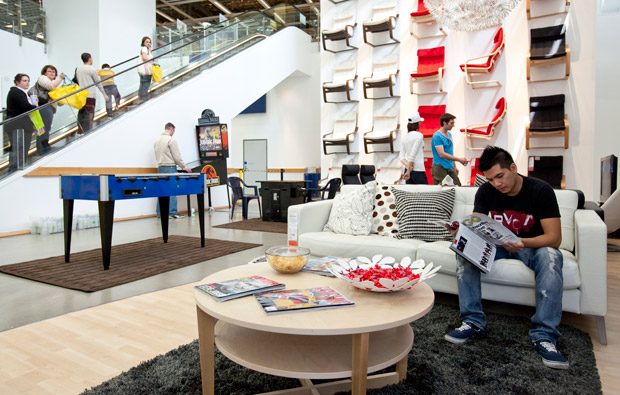 Ikea manland